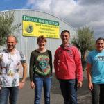 Equipe de Patour Horticulture