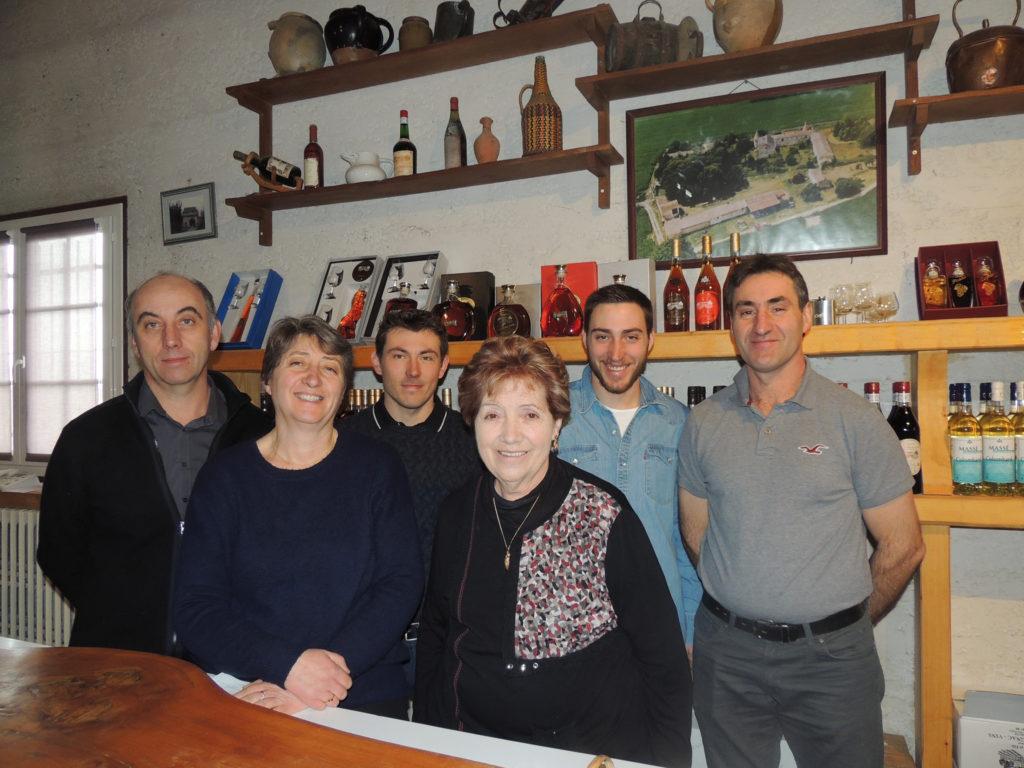 Famille Massé