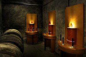 Orgues parfum Ecomusee Cognac