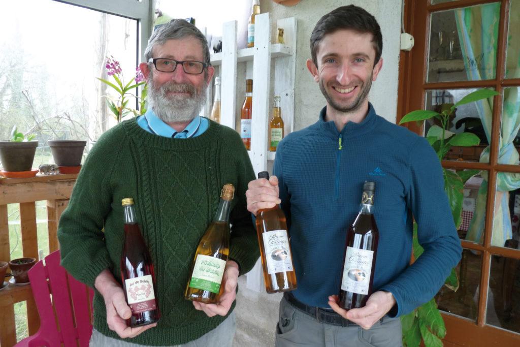 Messieurs Rouger viticulteurs 2021
